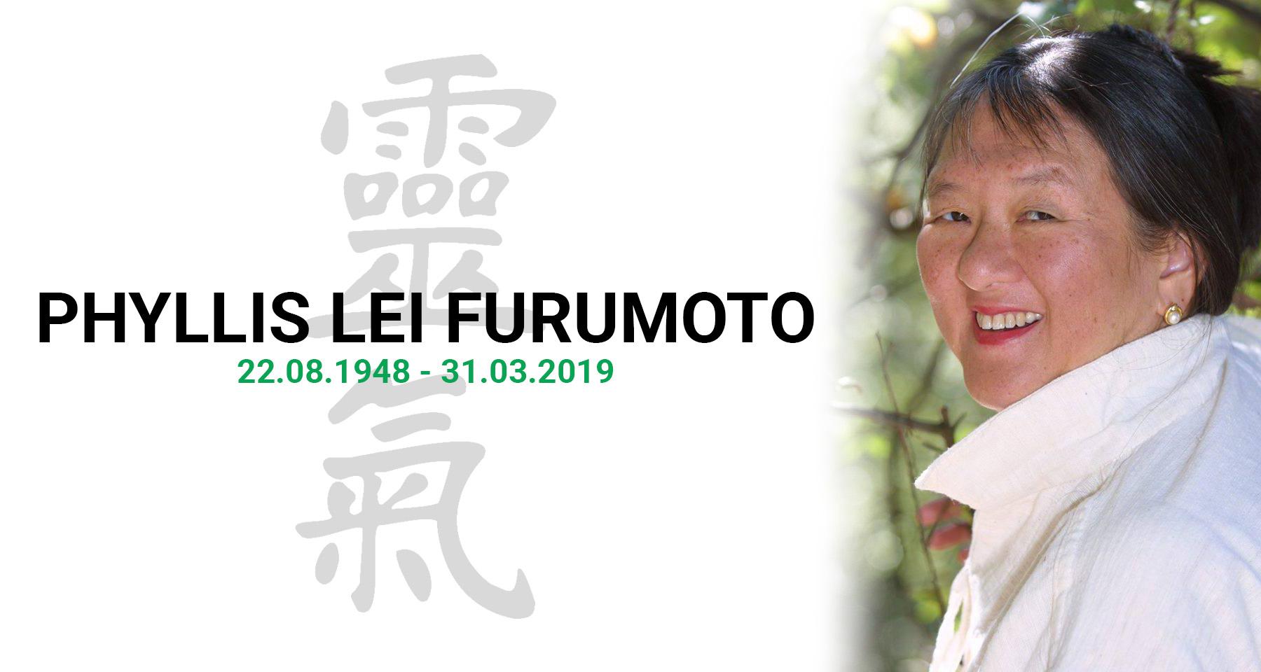 Passagem de Phyllis Lei Furumoto