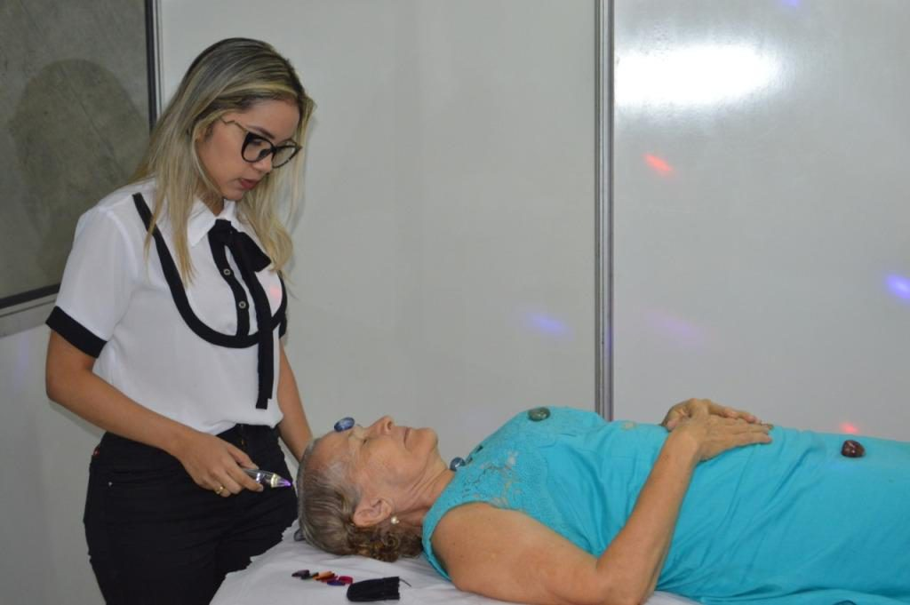 FMS fornece Terapias Integrativas à população em Teresina