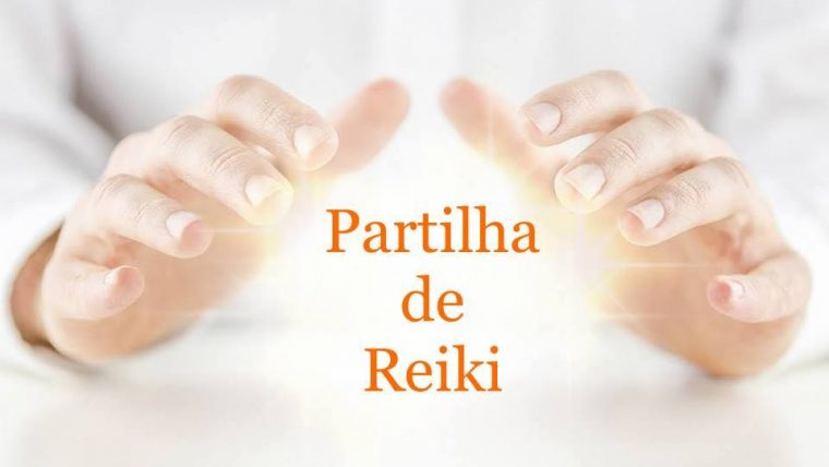 Partilha de Reiki – Sede APR