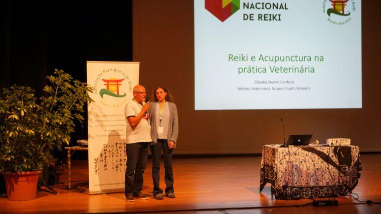 Reiki e Acupunctura na Prática Veterinária – Cláudia Cardoso e o Prémio Takata de Integração Reiki