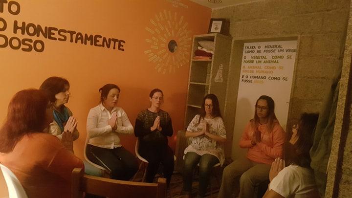 Encontro de praticantes de reiki de nível 1 do concelho de Montalegre e Vieira do Minho