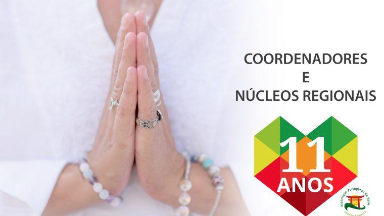 Candidatura a Coordenador da Associação Portuguesa de Reiki 2020