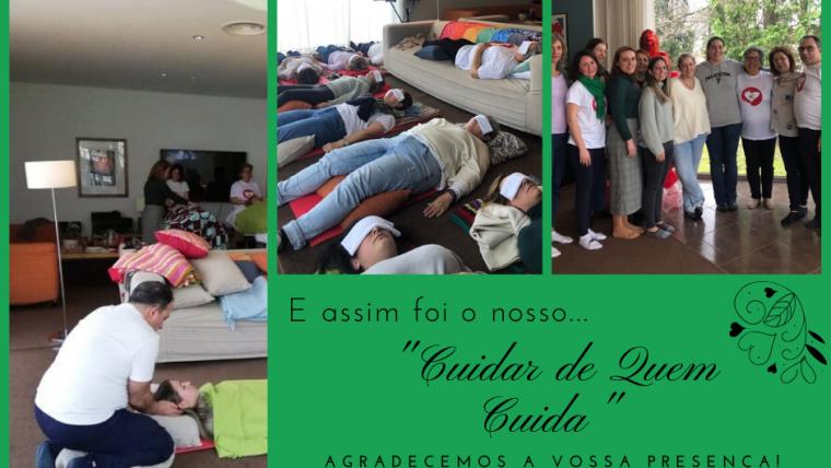 Cuidar de quem cuida Fevereiro – Porto
