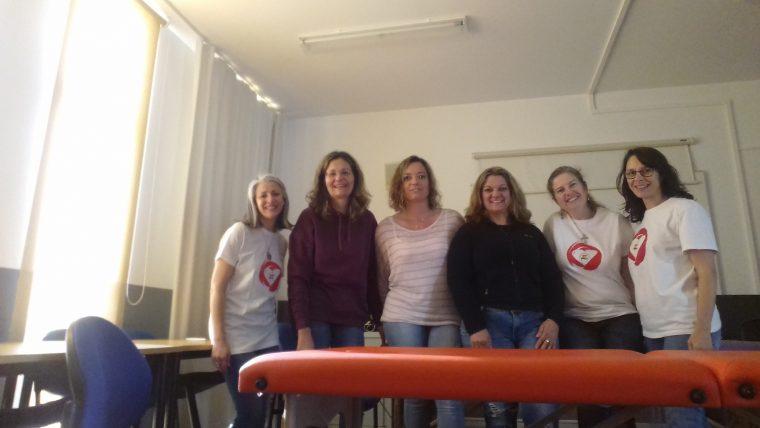 Tarde de voluntariado na Associação Humanitária dos Bombeiros Voluntários de São Pedro de Sintra