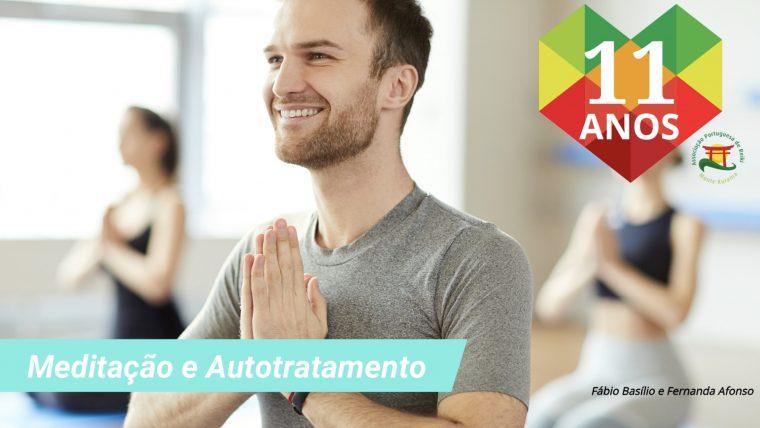 Meditação e Autotratamento – Apoio às aulas de Reiki
